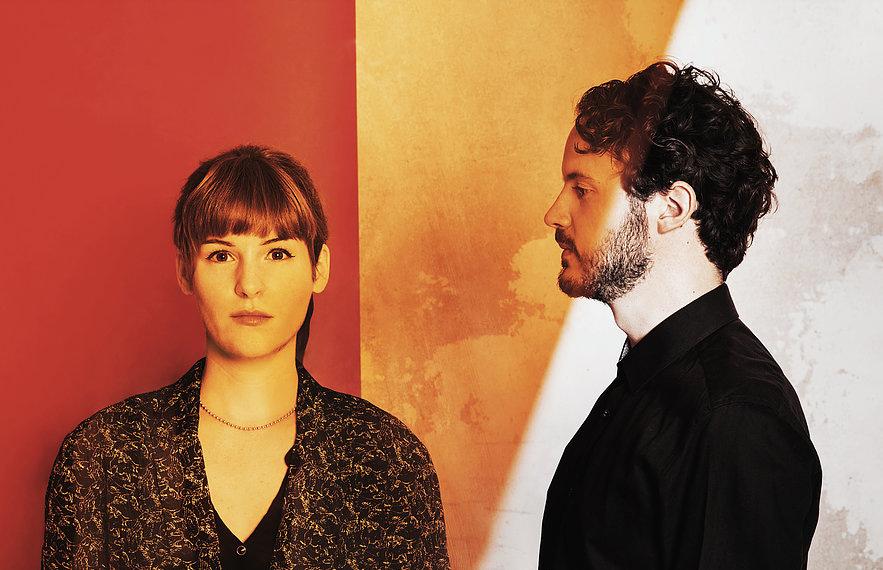 Héloïse Lefebvre & Paul Audoynaud